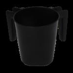 Plastic Black Wash Cup