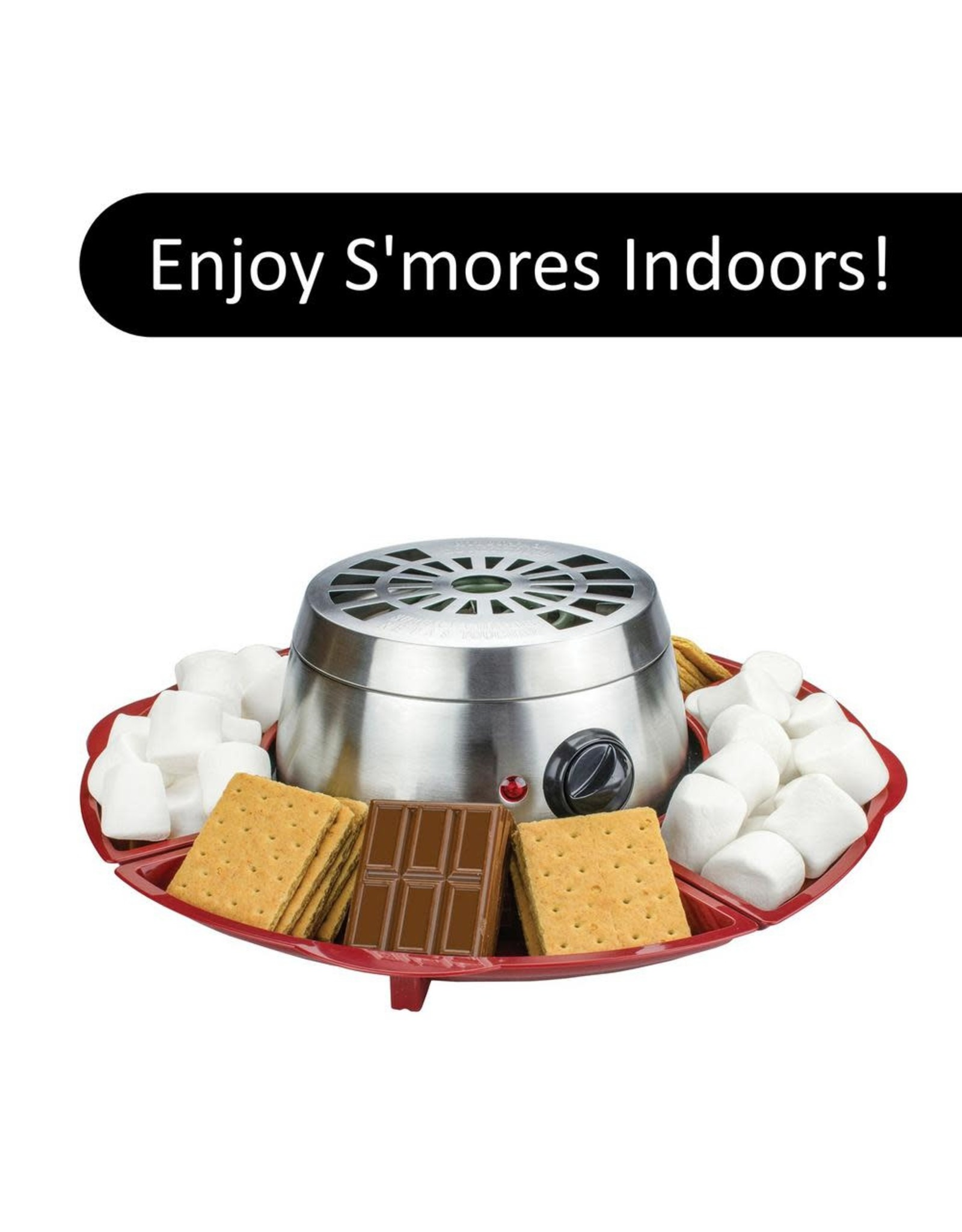 Brentwood Indoor Electric S'mores Maker