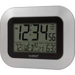 La Crosse Digital Wall Clock W/ Temperature