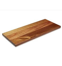 "8x8"" Prep & Serve Wooden & Marble  Board"