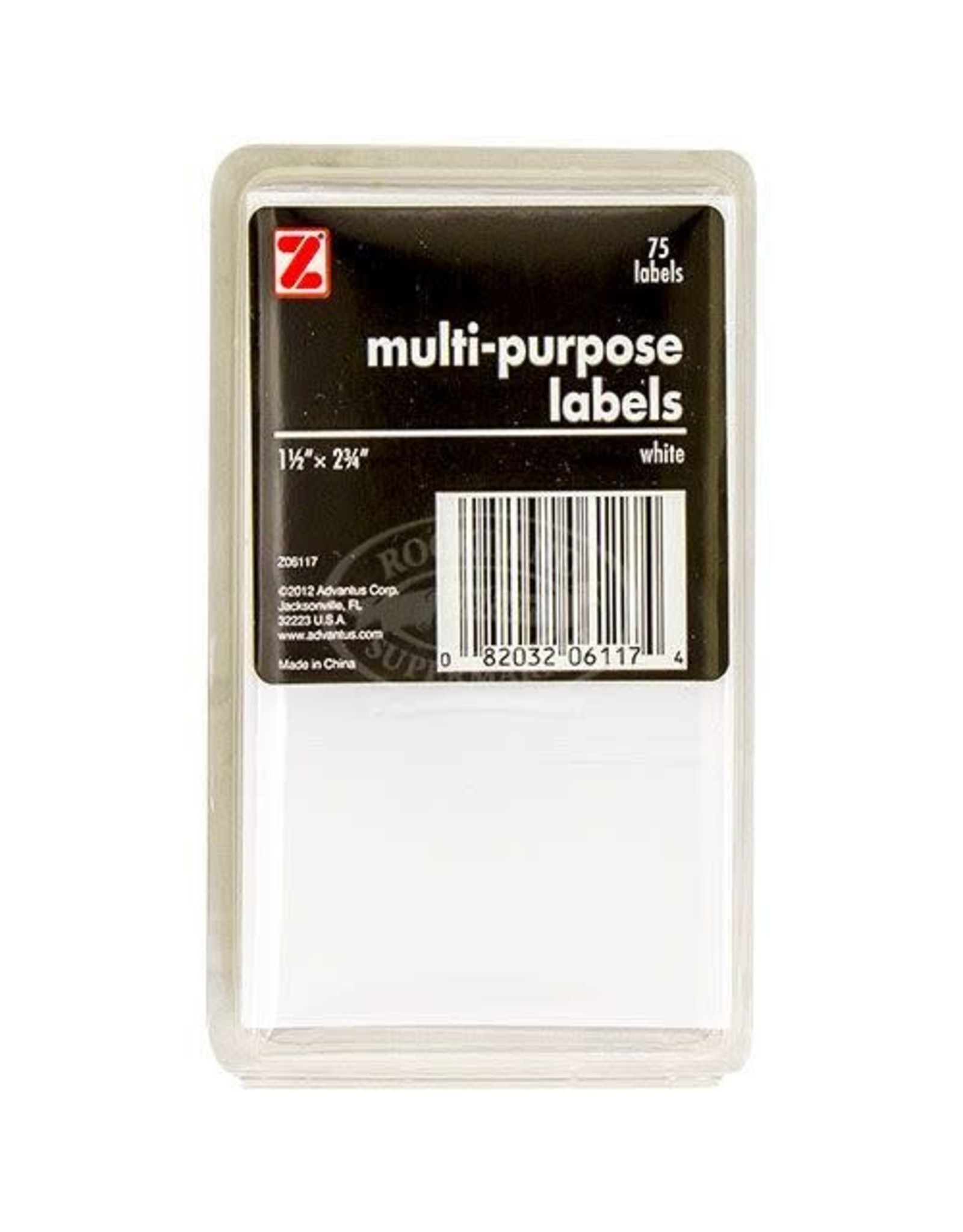 75 ct. Multi-Purpose Labels