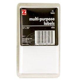 75 ct. Multi-Purpose Labels