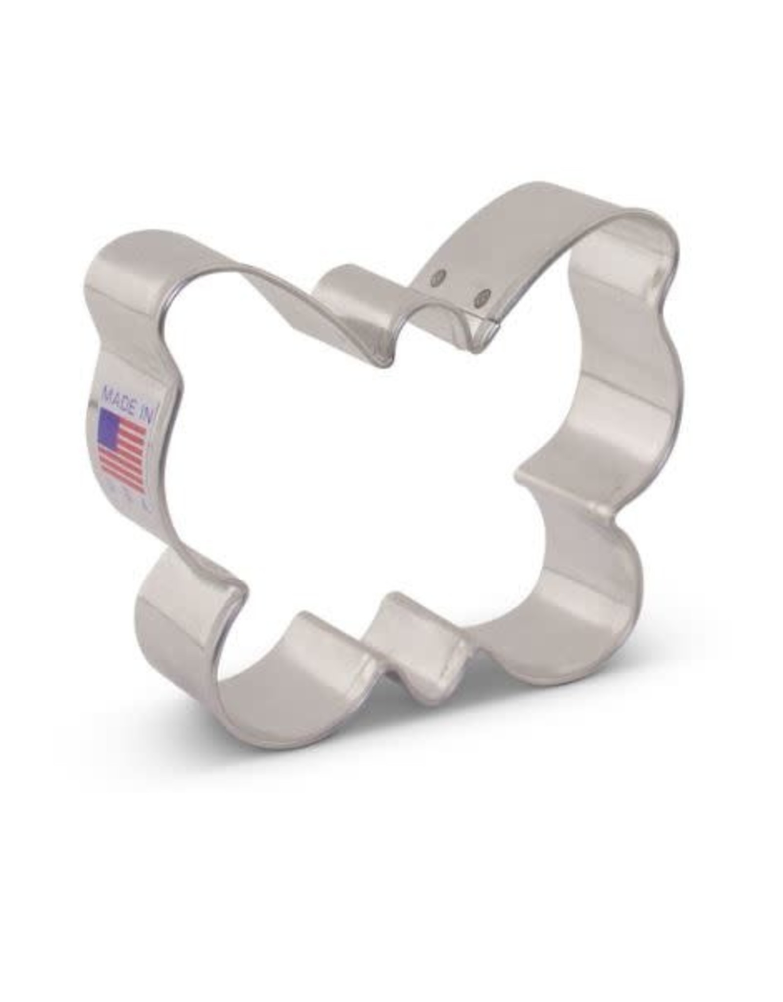 2.5x3 1/8 Butterfly Cookie Cutter