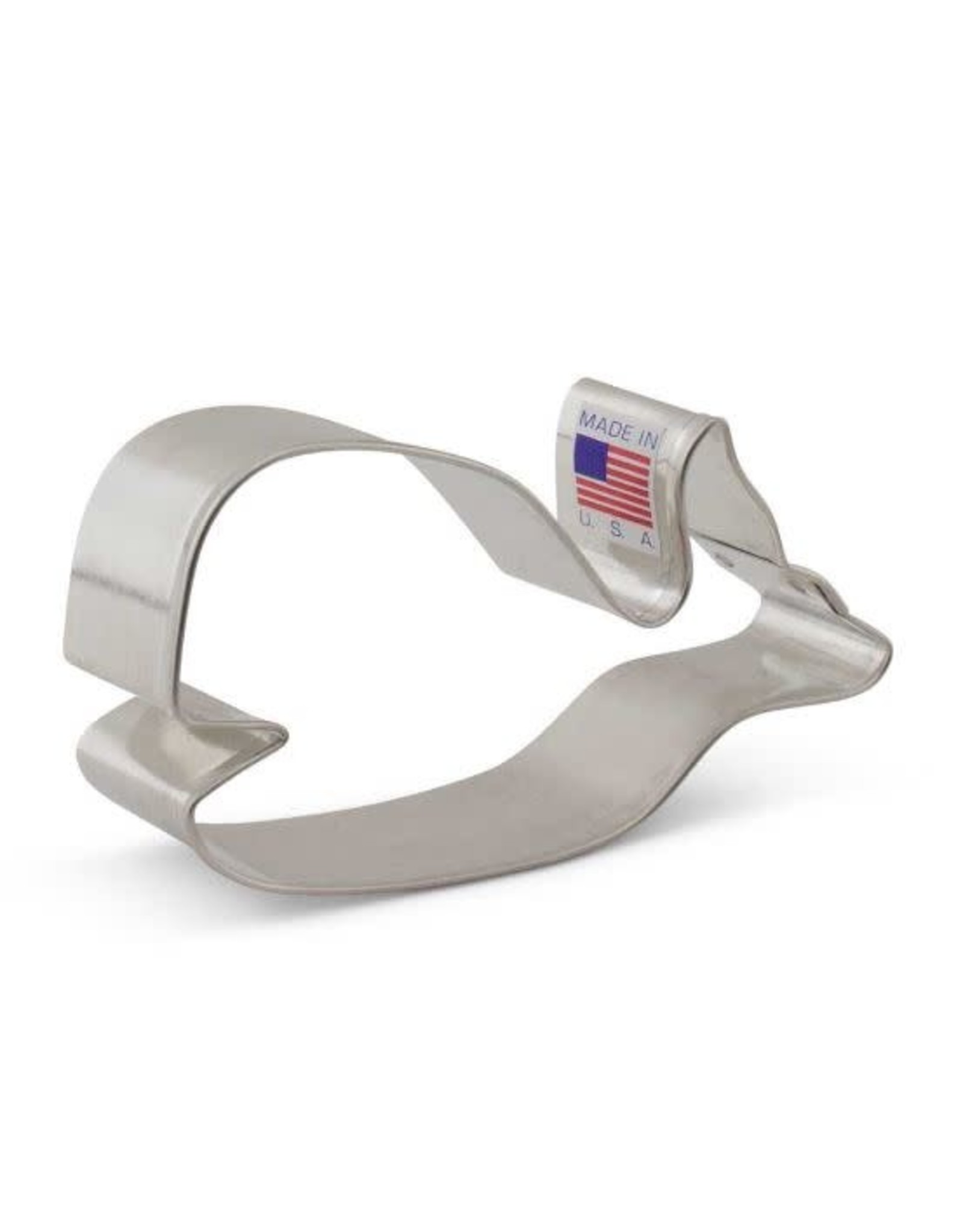 """3.25"""" Whale Cookie Cutter"""