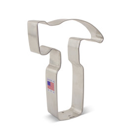 "4"" Hammer Cookie Cutter"