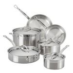 Hestan 10 Piece Cookware Set