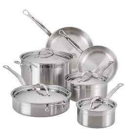 Hestan 10 Piece Cookware Set