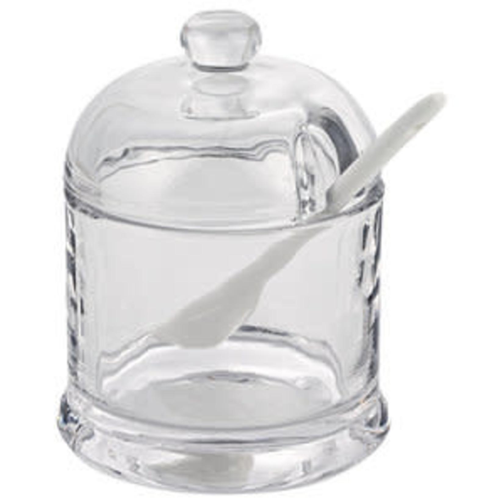 B85 Large Honey Jar with Spoon