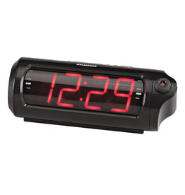 Sylvania Jumbo Digit Clock Radio