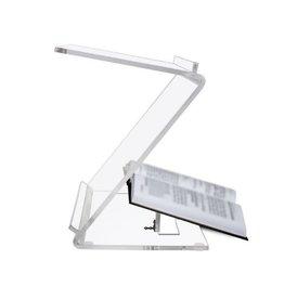 """Lucite Tabletop Shtender 16x11x16"""""""