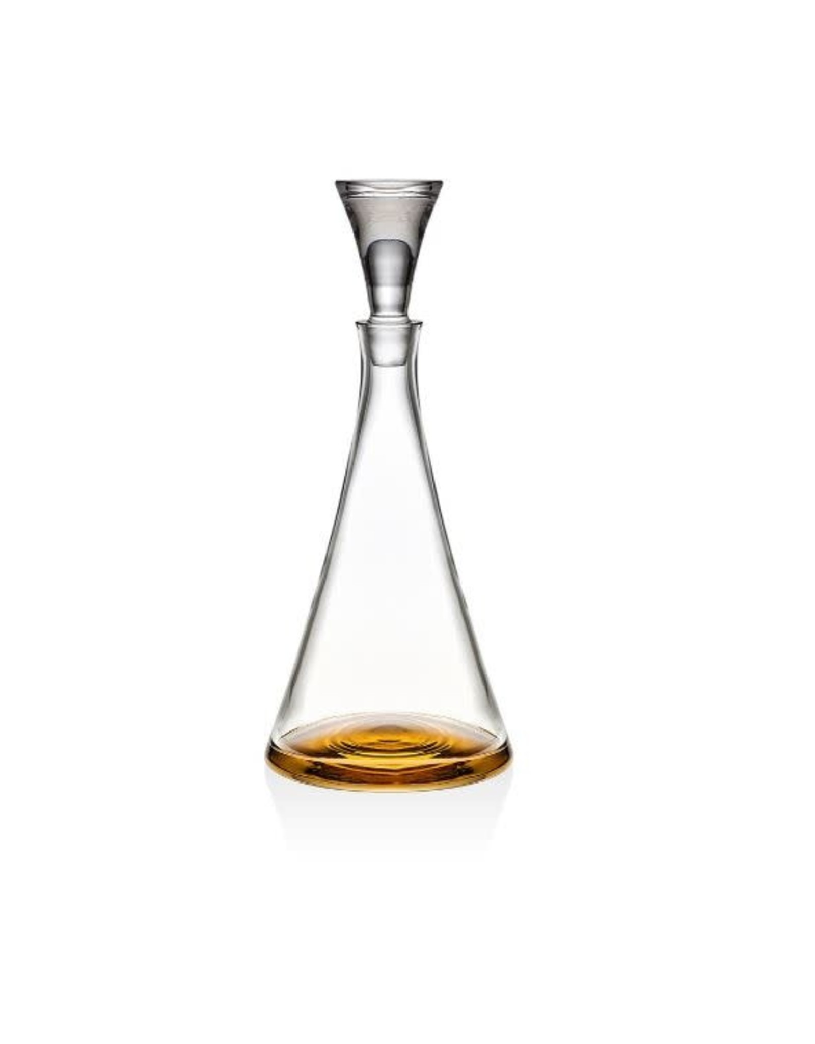 99988 Finley Gold Decanter 900ml