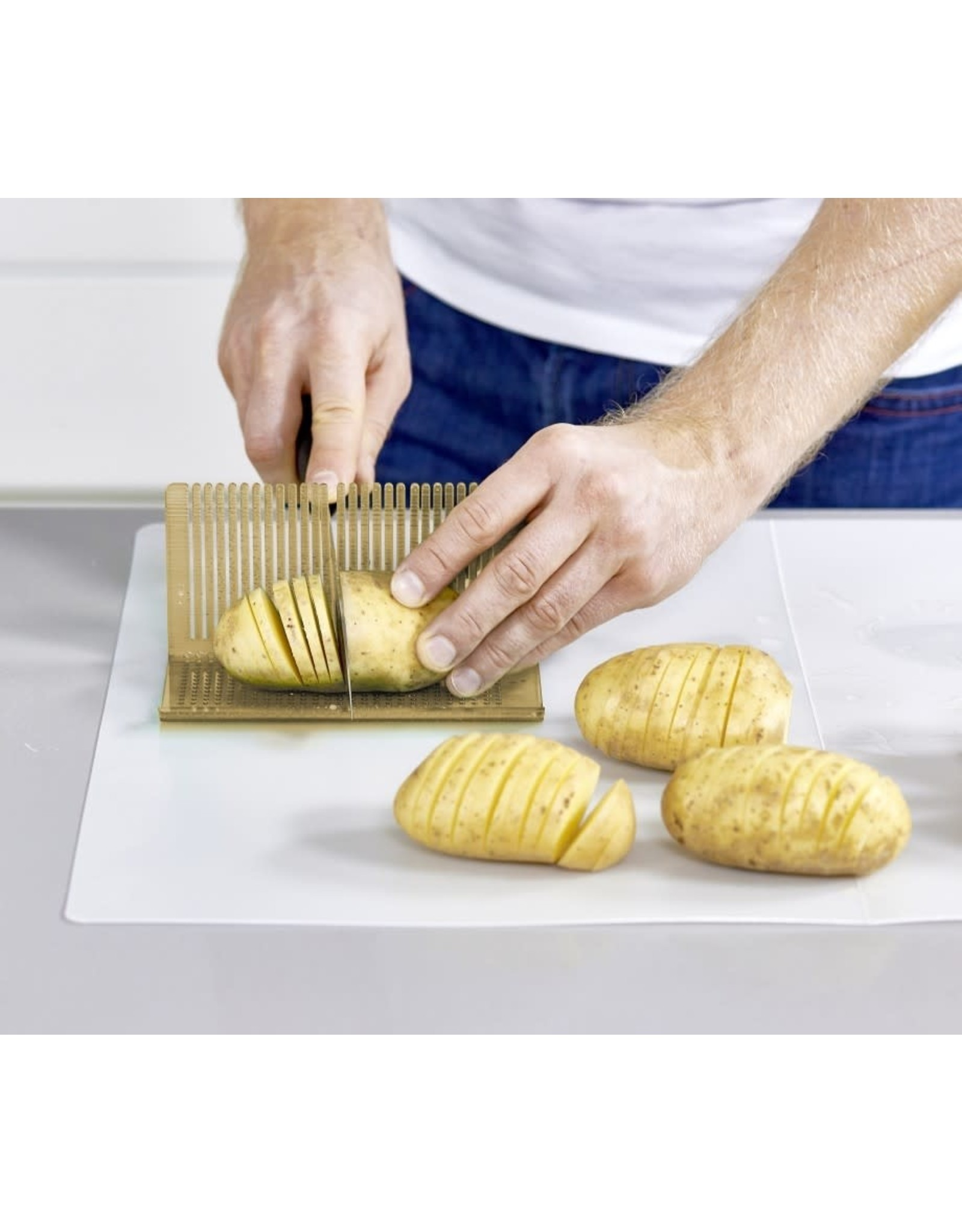 Betty Bossi Hasselback Potato Tool