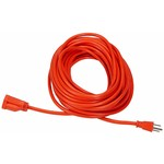 Sunlite 100' Length Heavy Duty Outdoor Extension Cord -