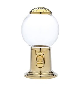 15427 Candy Dispenser Gold Tone 48oz