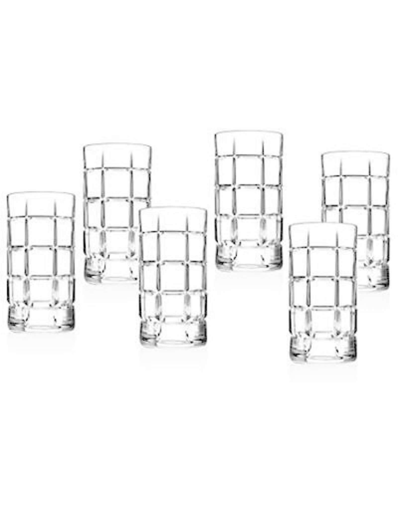 44812 Radius 2oz Set of 6 Shot Glasses