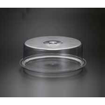 H-7021 11.5 Inch Acrylic Round Cake Dome