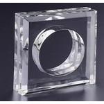 H-4041 Square Acrylic Napkin Ring