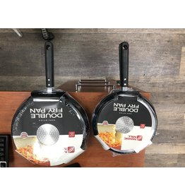 Double Fry Pan 12 Inch