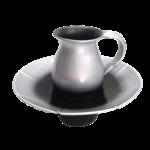 Mayim Achronim 2 tone Silver