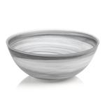 """TK-172 Monteverde Alabaster Glass Bowl-9.25"""","""