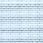 Brick icing impression mat