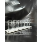 Shot Glass Set Marble Long RectangleMarble