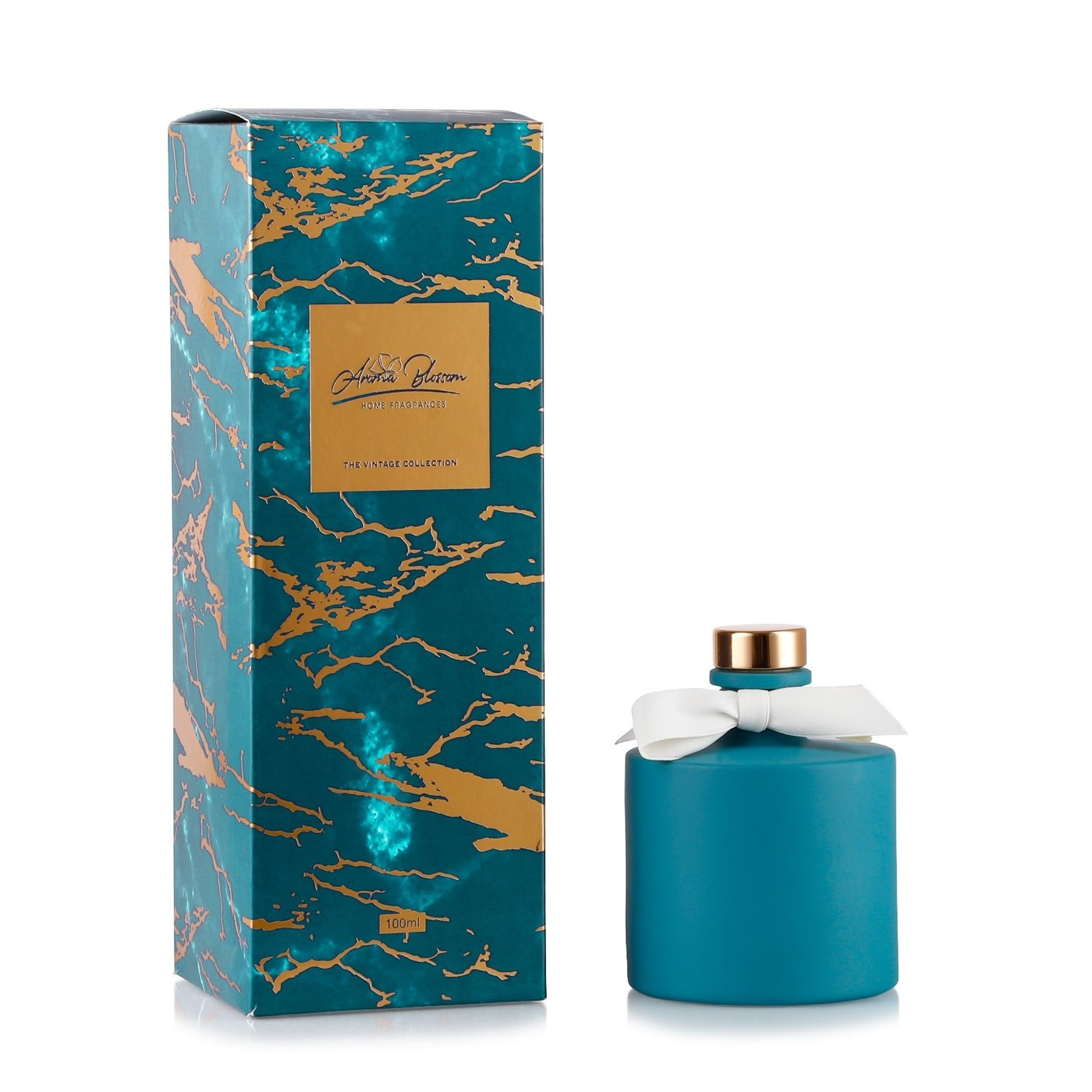 Aroma Blossom Teal Marble Diffuser