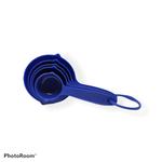 Cherle Cherle Nylon Measuring Cups Set blue