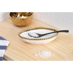 Pampa Bay Long Condiment Bowl CER-2537-WG