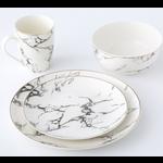 TAJ Marble Dinnerware