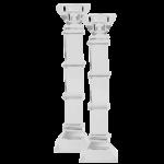161030 Crystal Candle Sticks