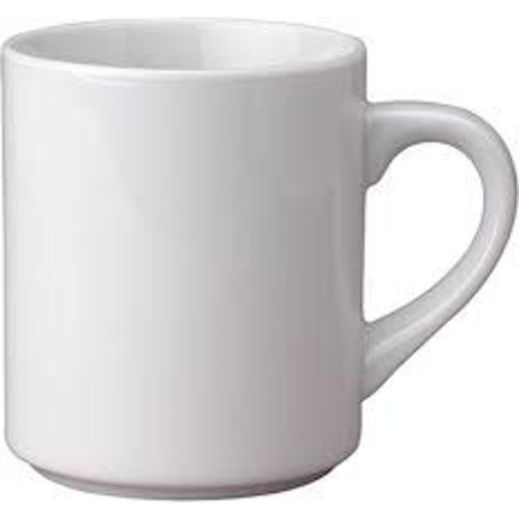 10 Oz White Mug