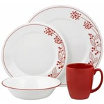 Corelle Classic Corelle Berries and Leaves