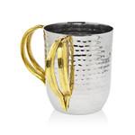 59004 CRUMPLED LEAF WASH CUP