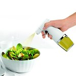 Simply Mist Olive Oil Sprayer-with ea Chrome ring