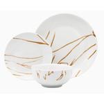 70751 Boulon 12 Pc Porcelain