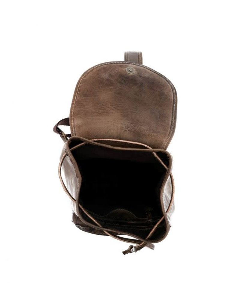 Bed Stu Dabney Backpack - Taupe Rustic