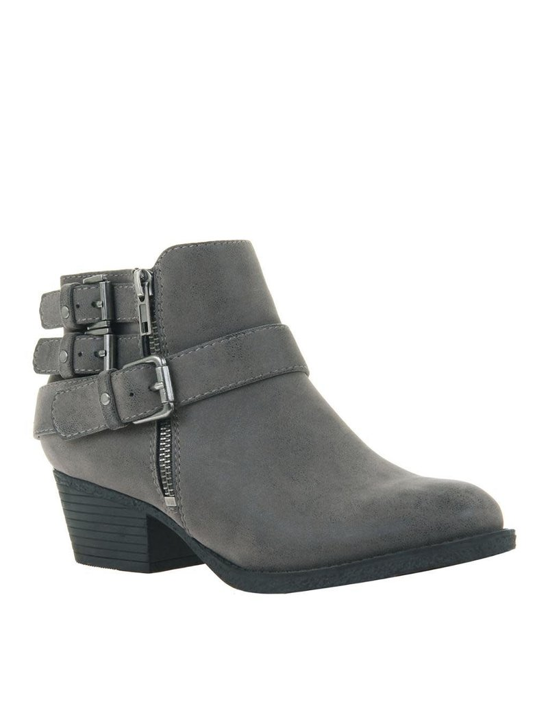 Madeline Snowflake Bootie - Pewter