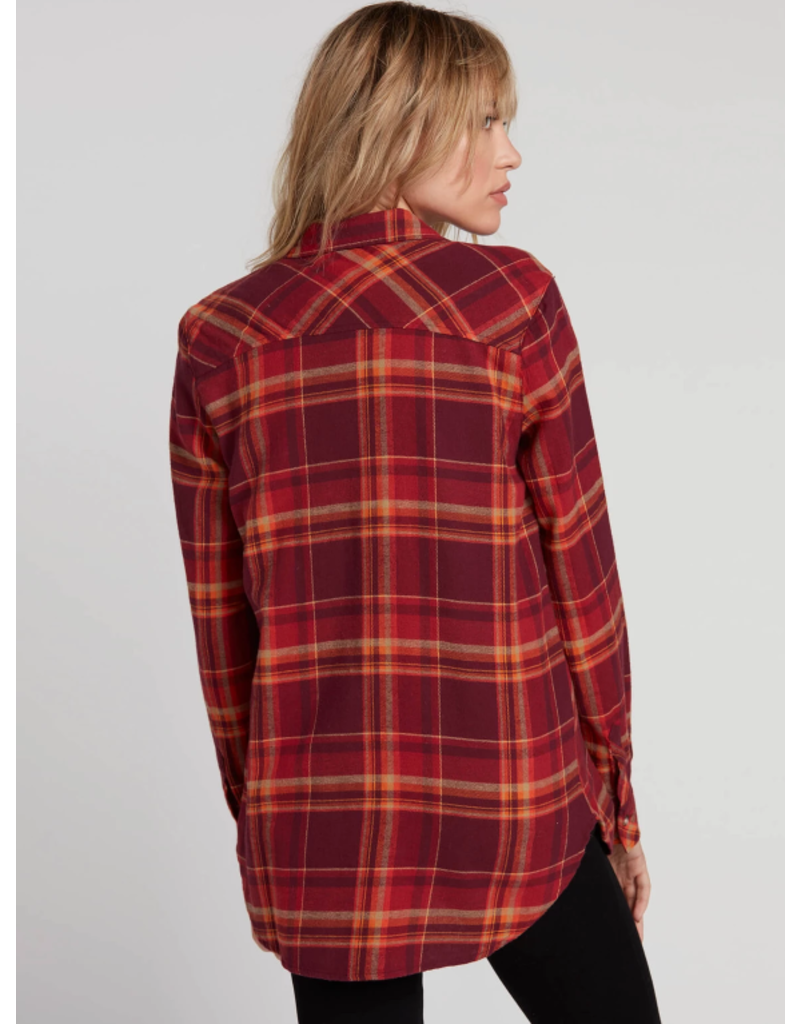 Volcom Getting Rad Flannel