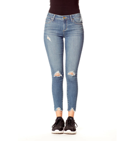 Articles of Society Articles of Society Suzy Mid-Rise Skinny Crop - Crystal