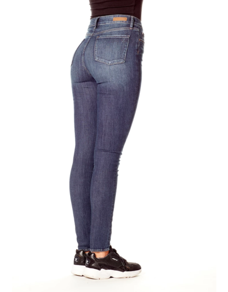Articles of Society Articles of Society Heather High Rise Ankle Skinny - Giant