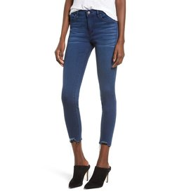 Hudson Hudson Nico Mid Rise Ankle Skinny - Three Diamonds
