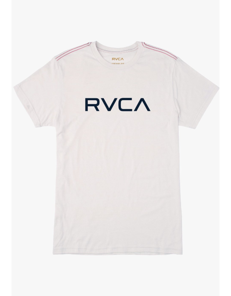 RVCA Tee - White/Black