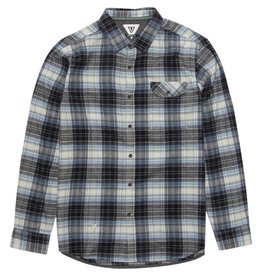 Vissla Central Coast Flannel - Sand