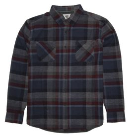 Vissla Ashbury Flannel - Phantom