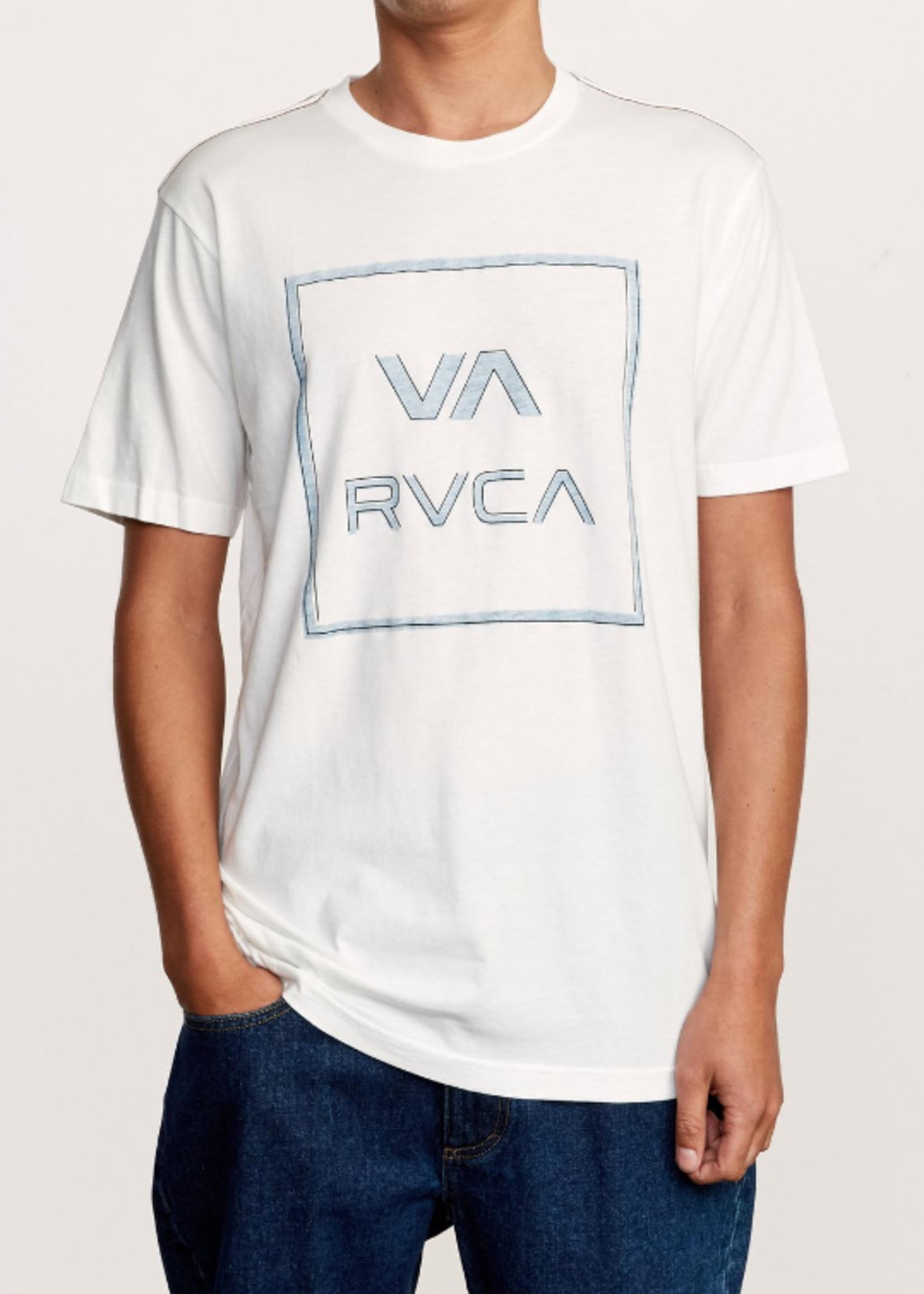 RVCA Unregistered Tee – Antique White