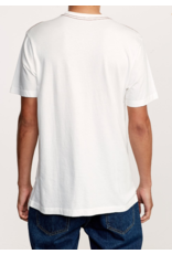 RVCA Unregistered Tee – Antique White