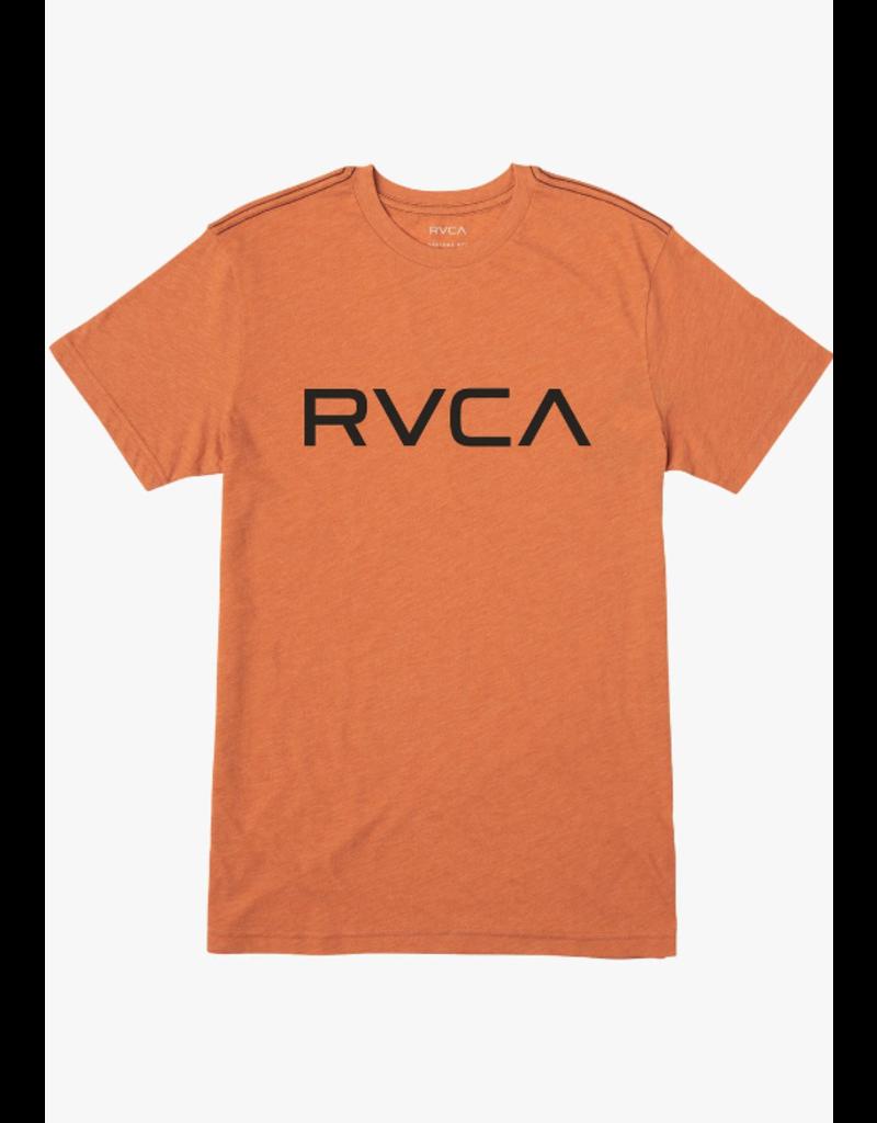 RVCA Tee – Rust Orange