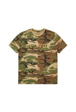 Brixton Dimension Tee - Woodland Camo