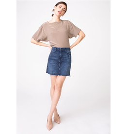 Unpublished Unpublished Nika Denim Skirt